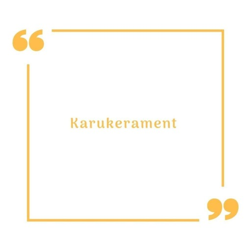 Karukerament